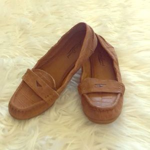 Leather Lucky Brand loafers